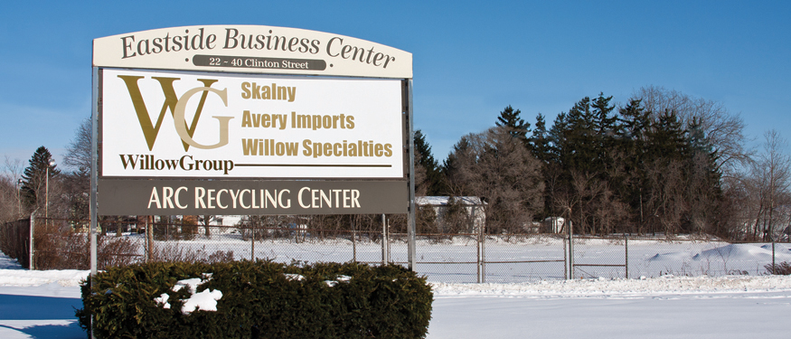 Willow Group Business Sign